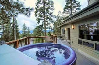 77 Trinity Court, Tahoe City CA, 96145