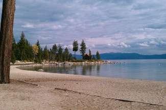 Meeks Bay and Rubicon Bay