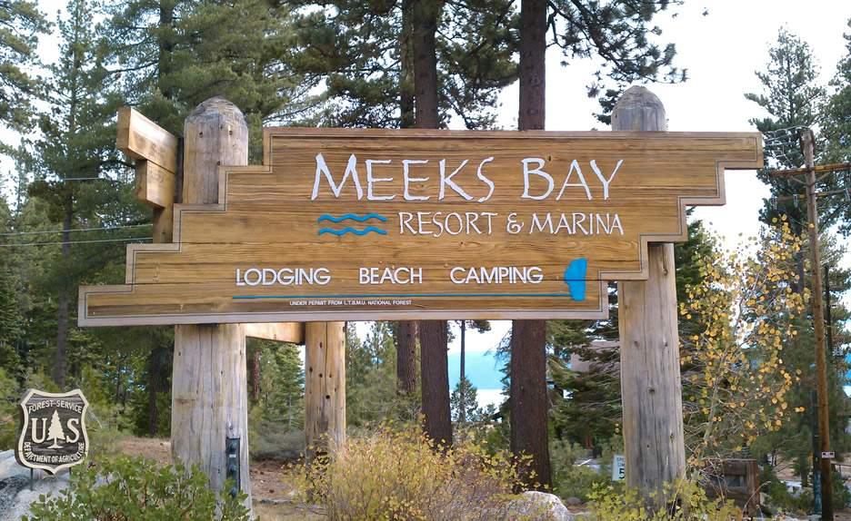 Meeks Bay Resort Marina