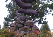 tahoe-city-fish-statue