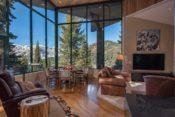 March Snowfall, Skiing and Lake Tahoe Homes